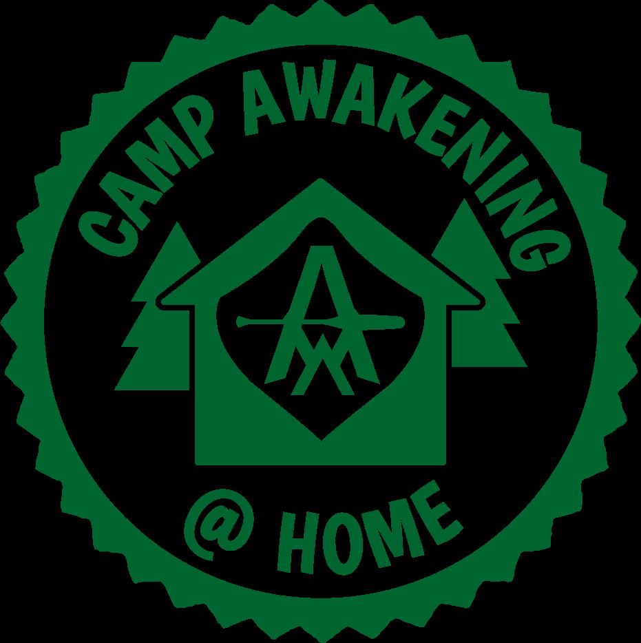 Camp Awakening at Home logo