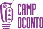 Camp Oconto logo and link to their website